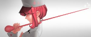 Rating: Safe Score: 160 Tags: aconitea hat jakuzure_nonon kill_la_kill red_hair short_hair wristwear User: Flandre93