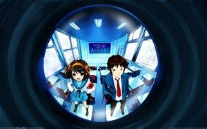 Rating: Safe Score: 29 Tags: kyon male parody persona persona_3 suzumiya_haruhi suzumiya_haruhi_no_yuutsu User: Oyashiro-sama