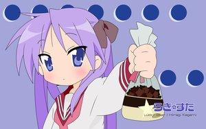 Rating: Safe Score: 4 Tags: duplicate food hiiragi_kagami lucky_star school_uniform User: Oyashiro-sama
