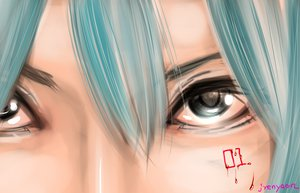 Rating: Safe Score: 66 Tags: akaaokiirodesu close hatsune_miku vocaloid User: HawthorneKitty