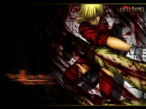 Rating: Questionable Score: 14 Tags: blood hellsing seras_victoria User: Eruku