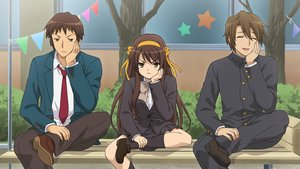 Rating: Safe Score: 57 Tags: game_cg koizumi_itsuki kyon male school_uniform suzumiya_haruhi suzumiya_haruhi_no_tsuisou suzumiya_haruhi_no_yuutsu User: SciFi