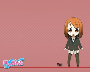Rating: Safe Score: 5 Tags: chibi hirasawa_yui k-on! User: HawthorneKitty