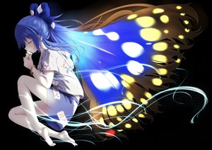 Rating: Safe Score: 59 Tags: indica touhou yorigami_shion User: BattlequeenYume