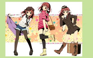 Rating: Safe Score: 70 Tags: kantoku pantyhose tagme thighhighs User: pantu