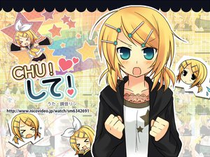 Rating: Safe Score: 68 Tags: kagamine_rin tamura_hiro vocaloid User: denim332