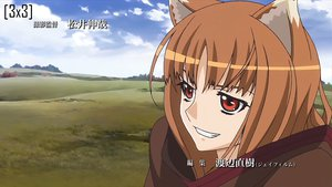 Rating: Safe Score: 29 Tags: animal_ears clouds horo landscape long_hair ookami_to_koushinryou orange_hair red_eyes scenic sky wolfgirl User: 秀悟