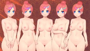 Rating: Explicit Score: 144 Tags: aqua_eyes blush breast_hold breasts go-toubun_no_hanayome nakano_miku navel nipples nude pussy red_hair short_hair uncensored waterring User: BattlequeenYume