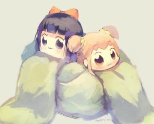 Rating: Safe Score: 21 Tags: manino_(mofuritaionaka) pipimi pop_team_epic popuko signed User: FormX