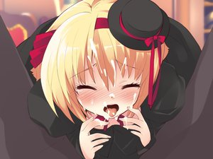 Rating: Explicit Score: 21 Tags: alice_parade cum game_cg odoodo_funny unisonshift User: 秀悟