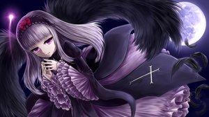 Rating: Safe Score: 69 Tags: rozen_maiden suigintou tagme_(artist) User: Precursor
