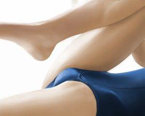 Rating: Questionable Score: 180 Tags: barefoot close cropped kumamon_(a20130122) original school_swimsuit swimsuit User: mattiasc02