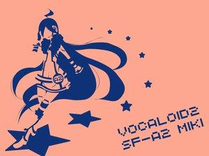 Rating: Safe Score: 7 Tags: miki_(vocaloid) stars vocaloid youshiki_(mokomokohituji) User: HawthorneKitty