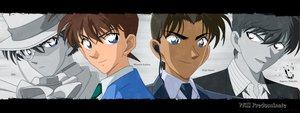 Rating: Safe Score: 3 Tags: detective_conan hakuba_saguru hattori_heiji kaitou_kid kudou_shinichi User: Tensa