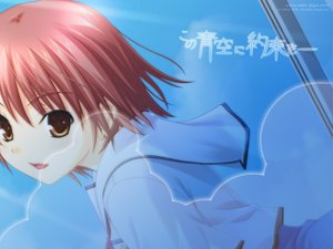 Rating: Questionable Score: 6 Tags: kono_aozora_ni_yakusoku_wo tagme User: 秀悟