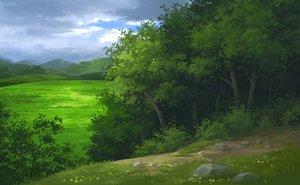 Rating: Safe Score: 69 Tags: clouds dzun forest landscape nobody scenic sky tree User: Dzun