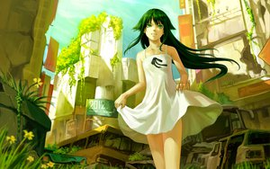 Rating: Questionable Score: 104 Tags: as109 dress saya saya_no_uta User: gnarf1975