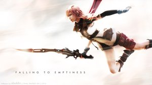 Rating: Safe Score: 140 Tags: final_fantasy final_fantasy_xiii lightning_farron tagme User: ssagwp