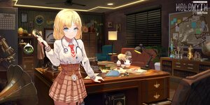 Rating: Safe Score: 50 Tags: amelia_watson hololive san_ke_yue_shi watermark User: otaku_emmy
