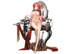 Rating: Explicit Score: 254 Tags: anthropomorphism azur_lane breasts gloves liduke long_hair mirror monarch_(azur_lane) nipples nude pussy red_hair reflection third-party_edit umbrella uncensored white User: BattlequeenYume