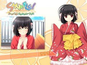 Rating: Safe Score: 31 Tags: black_hair blush japanese_clothes red_eyes short_hair shuffle tagme_(character) User: HawthorneKitty