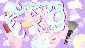 Rating: Safe Score: 26 Tags: dress hatsune_miku himinagi vocaloid User: MissBMoon