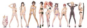 Rating: Questionable Score: 211 Tags: bikini dangan-ronpa nyarko swimsuit tagme white User: opai