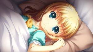 Rating: Safe Score: 112 Tags: allison_carpenter artemis_blue asami_asami bed blonde_hair blue_eyes close game_cg loli User: Wiresetc