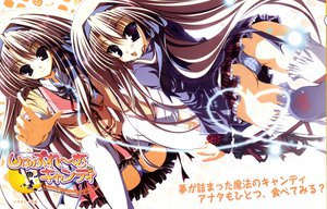 Rating: Questionable Score: 28 Tags: inugami_kira panties supreme_candy tagme thighhighs underwear User: 秀悟