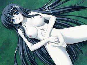 Rating: Explicit Score: 80 Tags: blue_hair blush breasts censored cum game_cg hoshino_haruna murakami_suigun nipples pia_carrot pia_carrot_4 pink_eyes pussy pussy_juice scar short_hair User: Oyashiro-sama