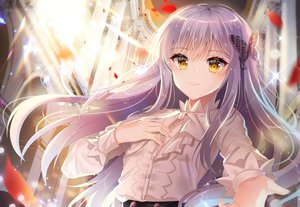 Rating: Safe Score: 76 Tags: aliasing bang_dream! ecu8080 minato_yukina User: luckyluna