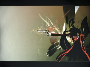 Rating: Safe Score: 10 Tags: alucard gun hellsing weapon User: happygestapo