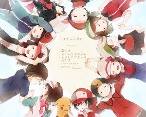 Rating: Safe Score: 47 Tags: black_hair brown_hair cropped group haruka_(pokemon) hat hibiki hikari_(pokemon) kotone_(pokemon) kouki_(pokemon) kyouhei_(pokemon) male mei_(pokemon) no_(ititen) pikachu pokemon red_(pokemon) scarf touko_(pokemon) touya yuuki_(pokemon) User: mattiasc02