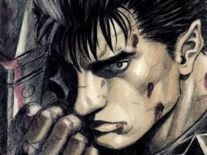 Rating: Safe Score: 19 Tags: berserk guts User: Paladin2k9