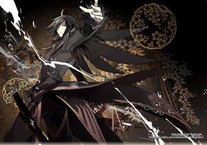 Rating: Safe Score: 87 Tags: chain starshadowmagician tales_of_xillia watermark wingar User: opai