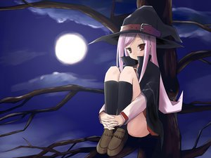 Rating: Safe Score: 18 Tags: aquaplus leaf lucy_maria_misora to_heart to_heart_2 witch User: Oyashiro-sama