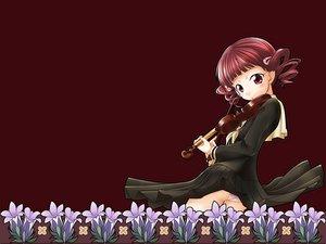 Rating: Questionable Score: 0 Tags: instrument maria-sama_ga_miteru matsudaira_touko violin User: Oyashiro-sama