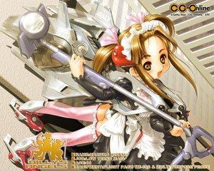 Rating: Safe Score: 18 Tags: billys_angels maid mechagirl uchuu_teiou User: Oyashiro-sama