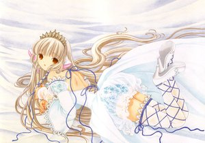 Rating: Questionable Score: 54 Tags: chii chobits clamp User: 秀悟