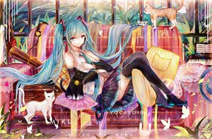 Rating: Safe Score: 80 Tags: bai_qi-qsr hatsune_miku vocaloid User: RyuZU