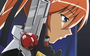 Rating: Safe Score: 21 Tags: close gun mahou_shoujo_lyrical_nanoha mahou_shoujo_lyrical_nanoha_strikers vector weapon User: Oyashiro-sama