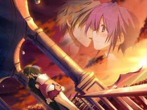 Rating: Safe Score: 3 Tags: favorite game_cg happy_margaret! kokonoka sunset tsuwabuki_akira User: 秀悟
