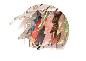 着物・和服の壁紙 2000×1412px 2146KB