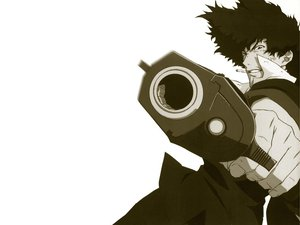 Rating: Safe Score: 4 Tags: cowboy_bebop jpeg_artifacts spike_spiegel User: Oyashiro-sama