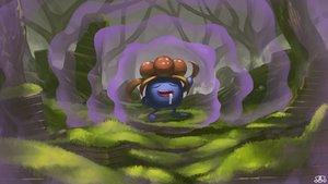 Rating: Safe Score: 13 Tags: forest gloom grass nobody pokemon spareribs tree watermark User: otaku_emmy