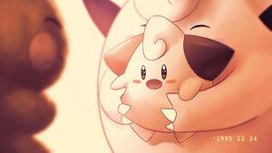 Rating: Safe Score: 13 Tags: aliasing clefairy cleffa close higa-tsubasa pokemon polychromatic User: otaku_emmy