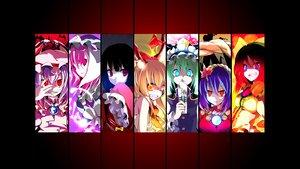 Rating: Safe Score: 47 Tags: houraisan_kaguya ibuki_suika reiuji_utsuho remilia_scarlet rope saigyouji_yuyuko shiki_eiki touhou vampire yasaka_kanako User: happygestapo