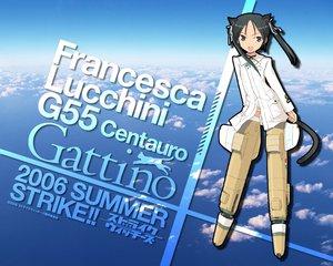 Rating: Safe Score: 16 Tags: francesca_lucchini mechagirl strike_witches User: Oyashiro-sama