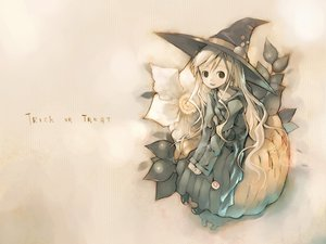 Rating: Safe Score: 43 Tags: halloween kei_(artist) long_hair maria-sama_ga_miteru toudou_shimako witch User: Oyashiro-sama