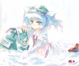 Rating: Questionable Score: 10 Tags: kawashiro_nitori tokiame touhou User: 秀悟